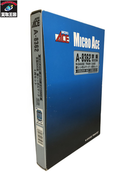 MICRO ACE 京浜800系 新シンボルマーク 4両セット【中古】
