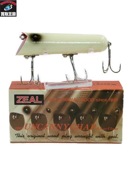 ZEAL UNCANNY メーカー公式ショップ CHAP AB 1995 正規品 ジール 中古 ルアー