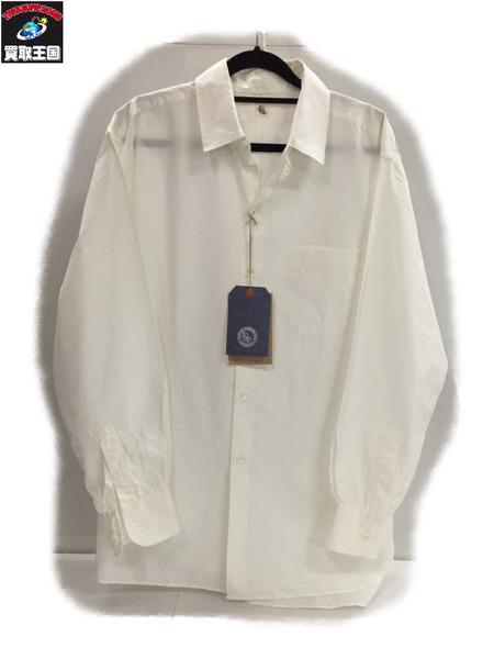 店内全品対象 Kaptain Sunshine 大決算セール Regular Collar Shirt 中古 size38