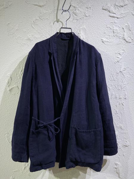 贈与 COMOLI リネン起毛ジャケット 2 セール特別価格 中古 NAY