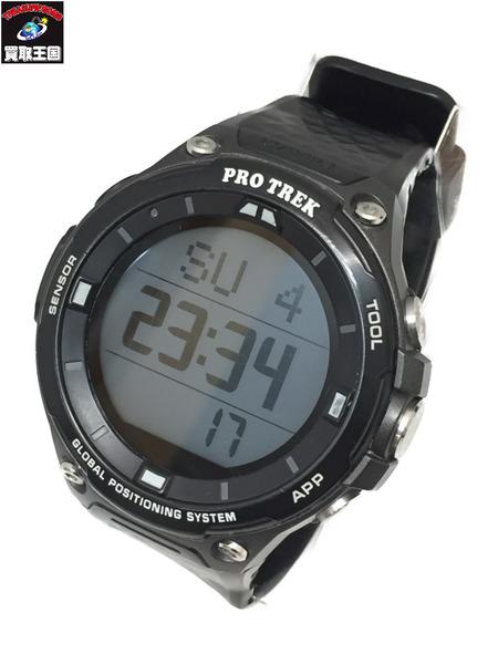 CASIO PRO TREK 永遠の定番 Smart Outdoor Watch WSD-F20 プロトレック カシオ 中古 正規認証品 新規格 アウトドア 腕時計 ウォッチ スマート