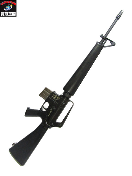 MGC M16 刻印カスタム 未発火 待望 モデルガン 中古 カート5発付き 返品送料無料
