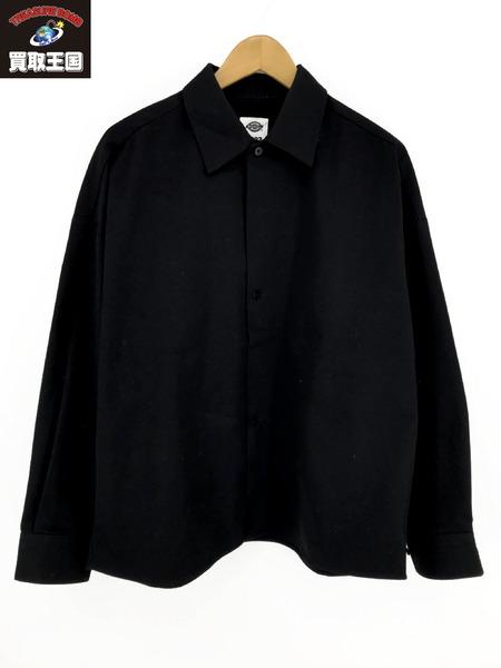 N.HOOLYWOOD×Dickies 20AW Relax Fit SHIRT リラックスフィットワークシャツ 40【中古】[▼]