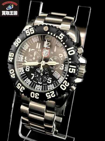 LUMINOX クロノグラフ ●日本正規品● SERIES:3180 スーパーセール 中古 腕時計