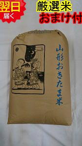 【30年産 新米】山形県産 雪若丸 玄米30kg(もしくは精米無料) 送料無料 ※北海道は別途送料\500沖縄一部離島は\1500が掛かります。