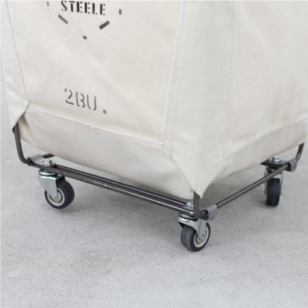 斯蒂爾帆布籃公司鋼帆布籃籃圓連鑄機 # 186