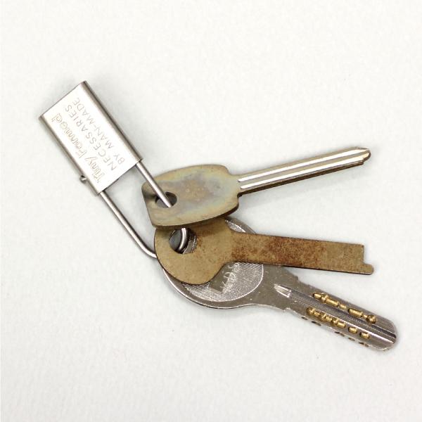 小形成微小金属钥匙链
