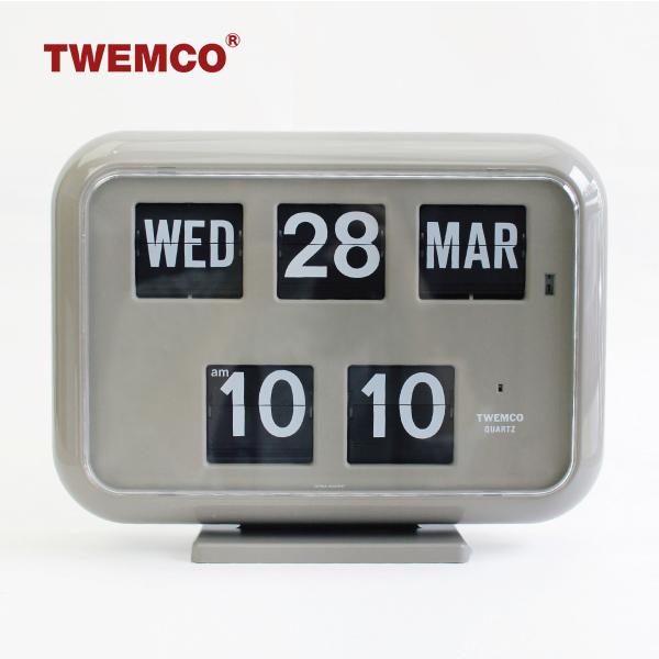 TWEMCO[トゥエンコ]デジタルカレンダークロック QD-35