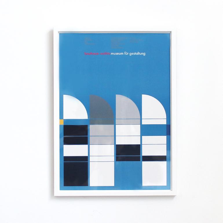 Bauhaus[バウハウス]Bauhaus Archiv 1986