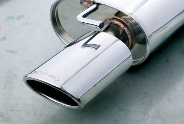 【セールクーポン配布中】【送料無料】ダッジ チャージャー/クライスラー 300C【D-euro ステンレスマフラー2本出し】DODGE CHARGER/CHRYSLER 300C