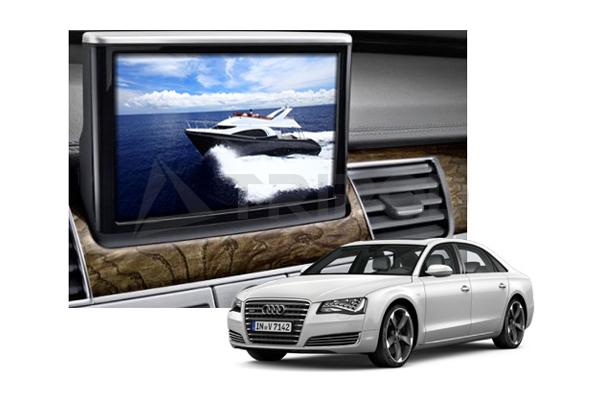 【セールクーポン配布中】【送料無料】アウディ A1/A4/A5/A6/A7/A8/Q3/Q5/Q7【AVインターフェイス/3G HDDナビ付車/HDMI入力対応】