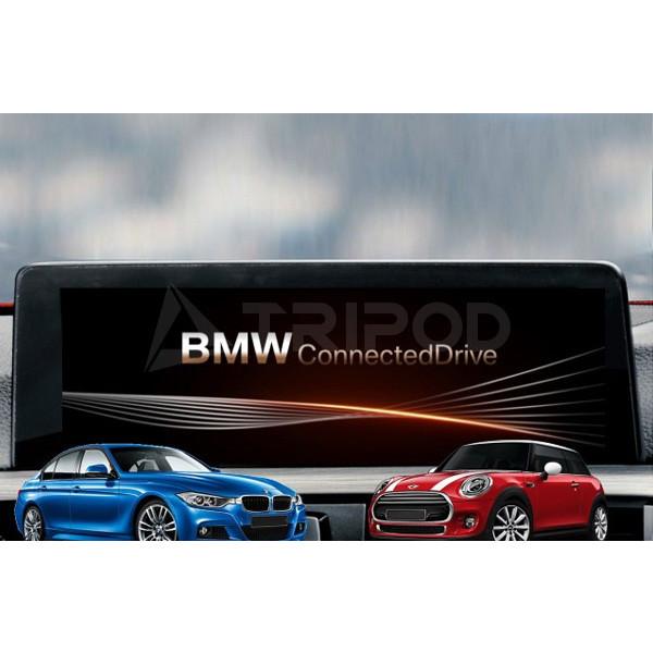 【セールクーポン配布中】【送料無料】BMW F30/20/48/25/15/MINI【AVインターフェース/純正TV・DVD・NAVIキャンセラー内蔵】
