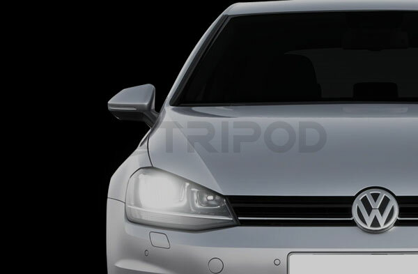 【セールクーポン配布中】【送料無料】VW ゴルフ7 HIDキットフォルクスワーゲン GOLF 7