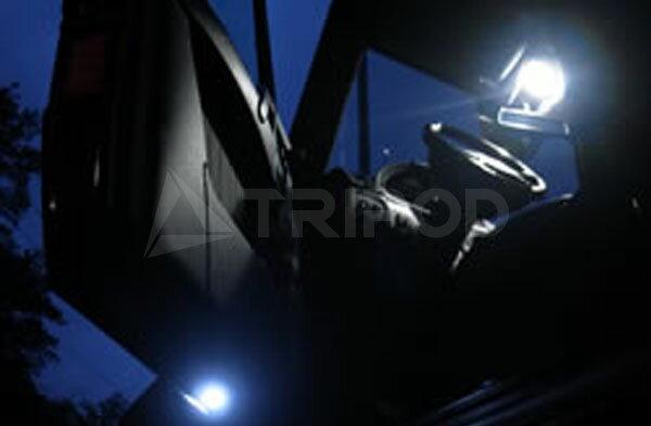 【セールクーポン配布中】【送料無料】2001~2008年 メルセデスベンツ Gクラスロング用 LEDルームランプ フルパッケージMERCEDES BENZ