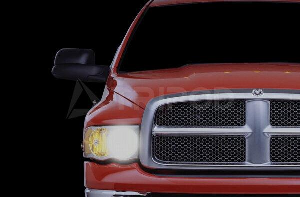 【セールクーポン配布中】【送料無料】2002~2005 ダッジ ラムトラック専用HIDキット/キャンセラー同梱