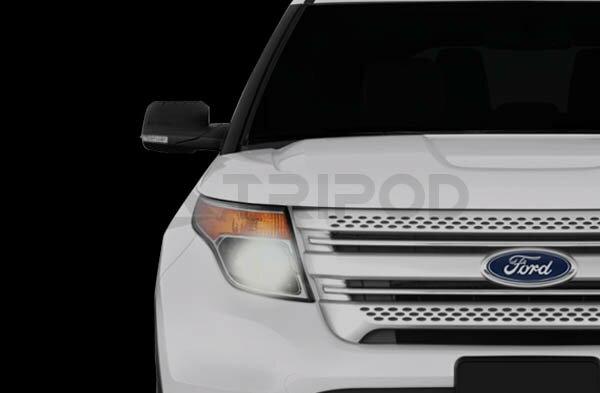 【セールクーポン配布中】【送料無料】2011~2013 フォード エクスプローラー専用HIDキット/キャンセラー同梱