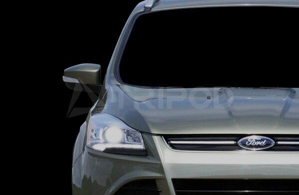 【マラソンクーポン配布中】【送料無料】2013~ フォード クーガ専用HIDキット/キャンセラー同梱