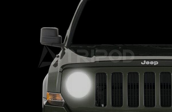【セールクーポン配布中】【送料無料】2007~ ジープ パトリオット専用HIDキット D車/キャンセラー同梱