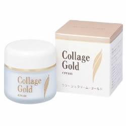 持田ヘルスケア Collage(コラージュ)クリーム-ゴールドS <35g>【コラージュ Collage クリーム フェイスクリーム】