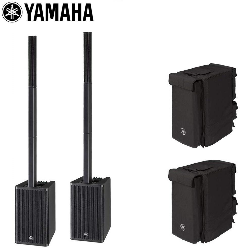 YAMAHA ヤマハ STAGEPAS 1K ペアセット ポータブルPA システム