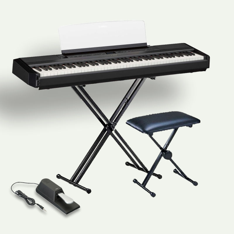 YAMAHA P-515B X型スタンド(W支柱) 椅子 セット ヤマハ 電子ピアノ