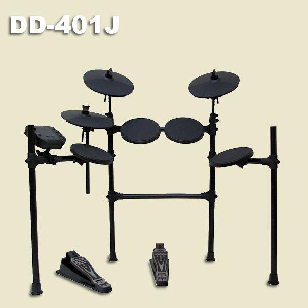 電子ドラム セット MEDELI DD-401J DIY KIT ドラムスティック付