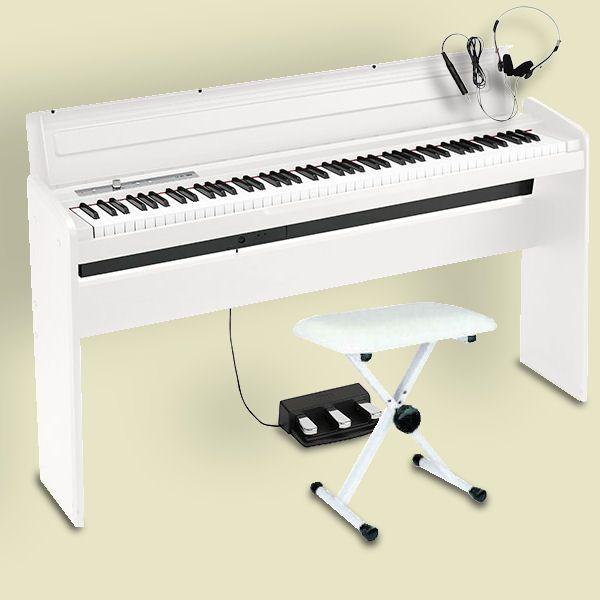 電子ピアノ 【標準設置が今なら1円!】 黒 LP-180-BK コルグ [LP180BK]