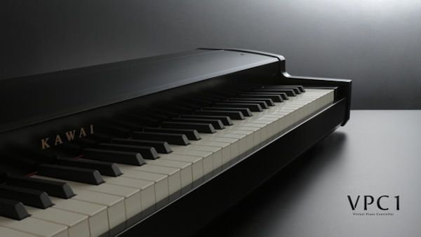 KAWAI VPC1 カワイ MIDIキーボード 88鍵木製鍵盤
