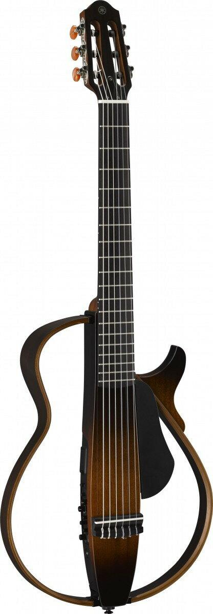 YAMAHA SLG200N TBS タバコブラウンサンバースト ナイロン弦 ヤマハ サイレントギター
