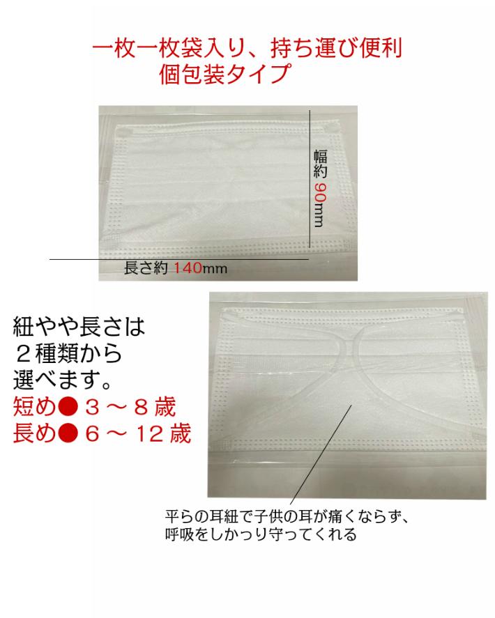 用 包装 子供 マスク 個 【即納】【Rikopin公式・3枚入り】夏用 選べる