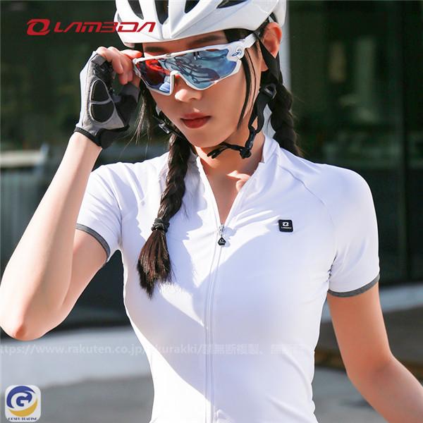 自転車ウエア サイクルウエア サイクルジャージ パンツ 短袖 長袖 上下セット ロードバイク クロスバイク サイクリング 女 レディース 春夏