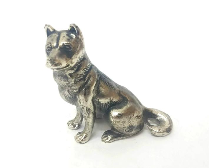 インテリア 小物 置物 戌 動物 干支 人気ブランド多数対象 縁起物 1点限り 新品未使用正規品 中古 日本製 伝統工芸品 高岡銅器 犬