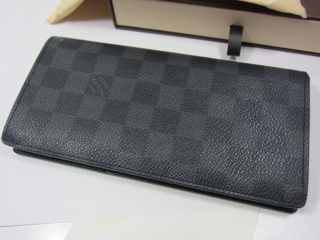 ルイヴィトン カード用ポケット付き財布【中古】