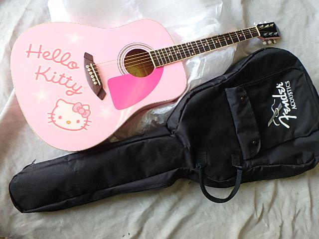 フェンダー アコーステックギター【中古】