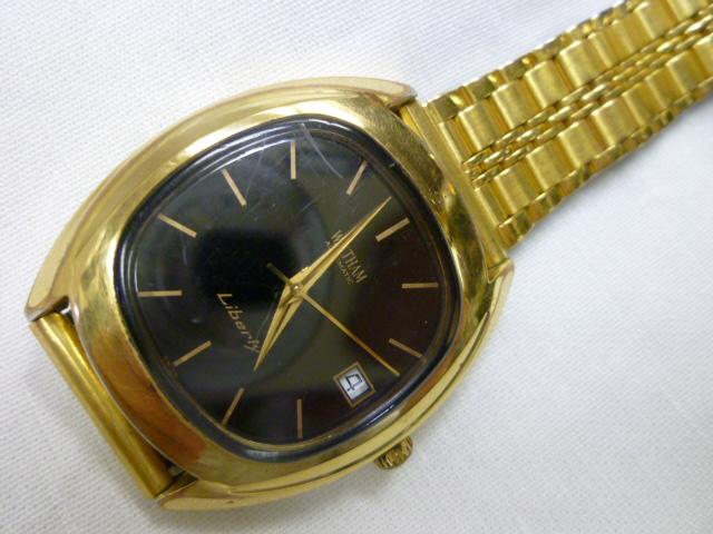 ウオルサム メンズ腕時計【中古】