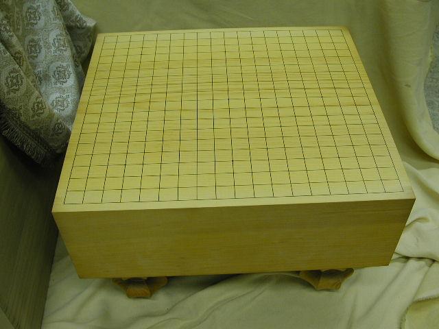 本カヤ材碁盤【中古】