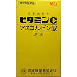 ビタミンC「イワキ」500g×2 【あす楽対応】 9466 【第3類医薬品】