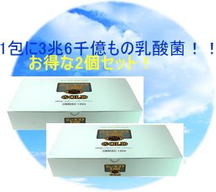 【送料無料!】 ニューエコフENMゴールド1.8gx120包×2 190000