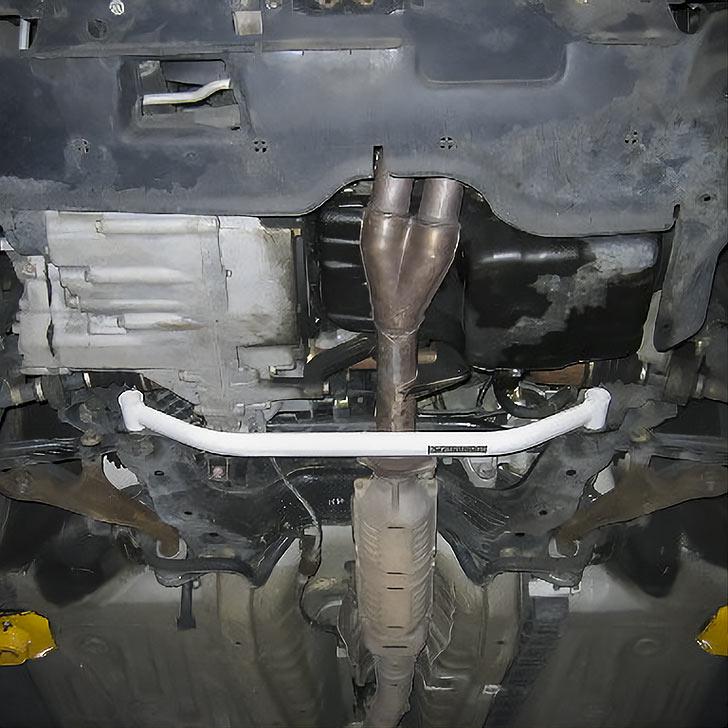 贈答 メーカー直販 低価格 サスペンションメンバーの捻れを抑える補強パーツです ホンダ インテグラ タイプR オルティア DC2 ロワアームバー EL2 後期 フロント EL3 EL1 タイプI