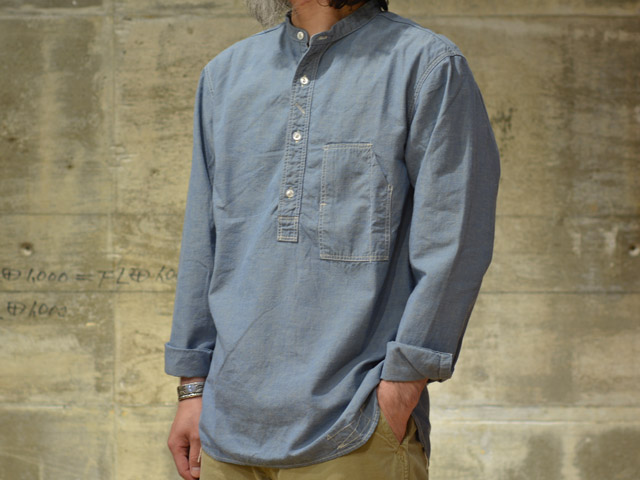 OLD GOAT | Rakuten Global Market: Freewheelers pullover work shirt ...