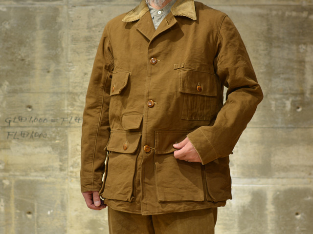 search for newest premium selection meticulous dyeing processes Freewheelers hunting coat