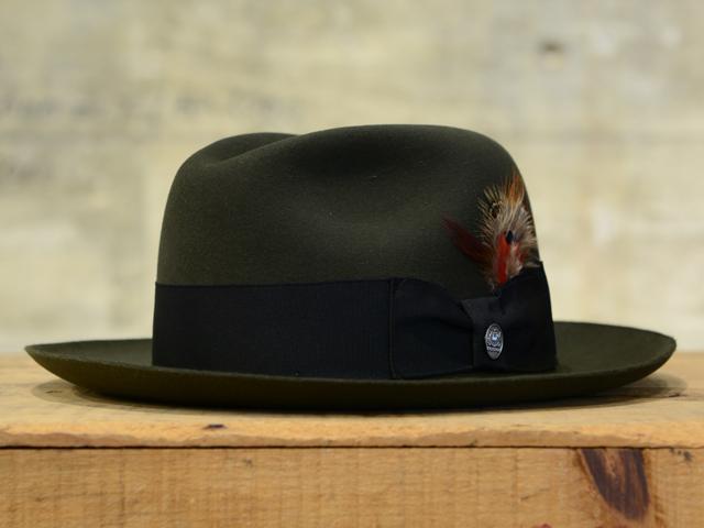 OLD GOAT  Stetson felt hat