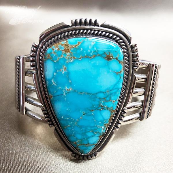 インディアンジュエリー バングル ナンバーエイト 新作通販 ブレスレット シルバー 全国どこでも送料無料 ターコイズ Indian jewelry - bracelet No.8 Eight レディース おすすめ Mt メンズ 最大幅52.8mm プレゼント 鉱山 Number ギフト