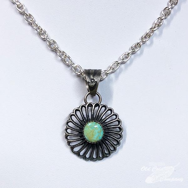 インディアンジュエリー ナバホ ペンダントトップ ターコイズ Indian jewelry 上質 Pendant 大規模セール Top ギフト レディース おすすめ メンズ プレゼント