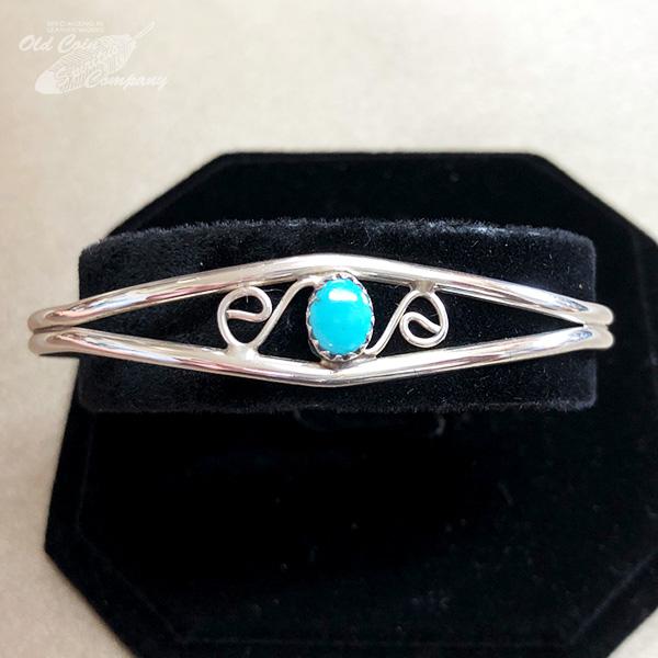 オンラインショッピング インディアンジュエリー バングル ナバホ ターコイズ ブレスレット レディース シルバー Indian スリーピングビューティー ギフト - スーパーセール 鉱山 おすすめ bracelet jewelry プレゼント