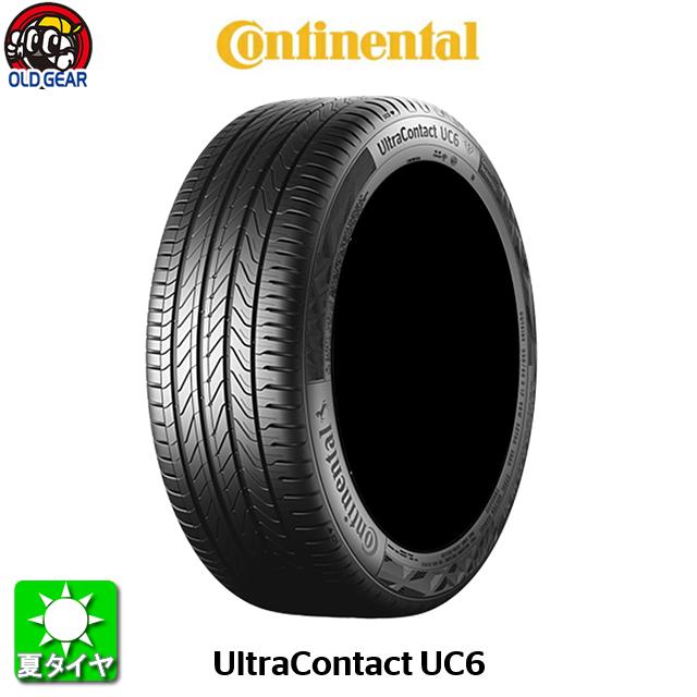 国産タイヤ 245 UC6/45R18 18インチ 4本セット continental ...