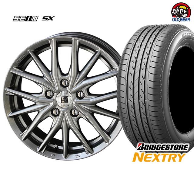 共豊 ザイン SX 塩害軽減対策設計 タイヤ・ホイール 新品 4本セット ブリヂストン ネクストリー 215/60R16 パーツ バランス調整済み!