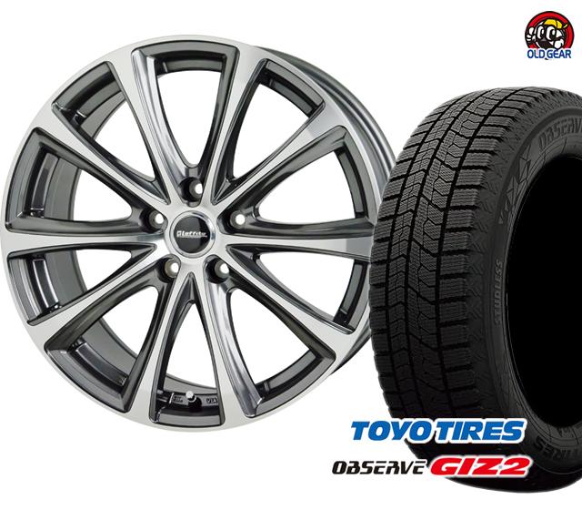 ホットスタッフ トーヨータイヤ LE04 ガリットGIZ2 パーツ スタッドレス 155/65R13 タイヤ・ホイール ギズ2 新品 バランス調整済み! 4本セット ラフィット