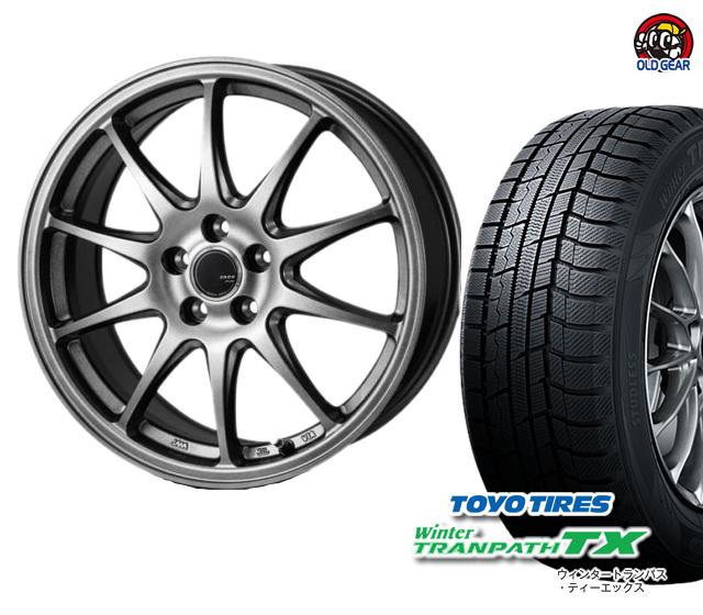 トーヨータイヤ タイヤ・ホイール 4本セット ウィンタートランパスTX バランス調整済み! 新品 JP202 155/65R14 ザック スタッドレス パーツ