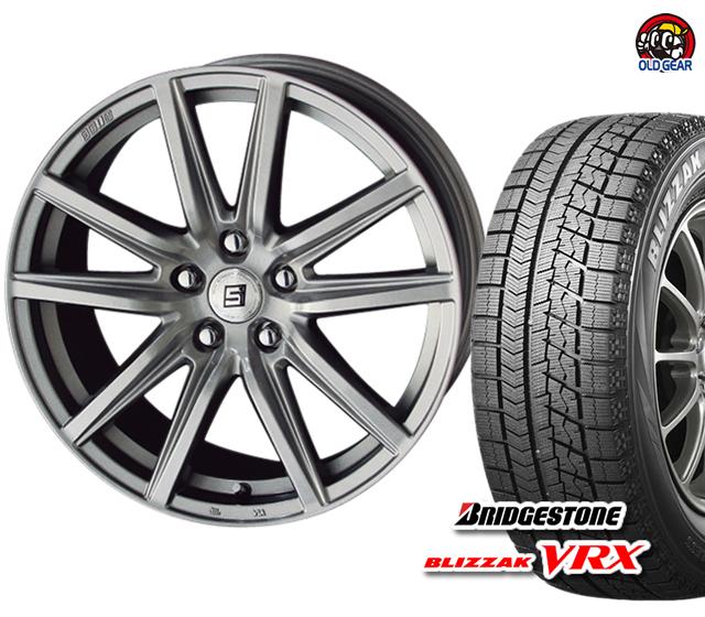 VRX 4本セット 185/65R14 新品 タイヤ・ホイール バランス調整済み! ザイン スタッドレス SS パーツ ブリザック ブリヂストン